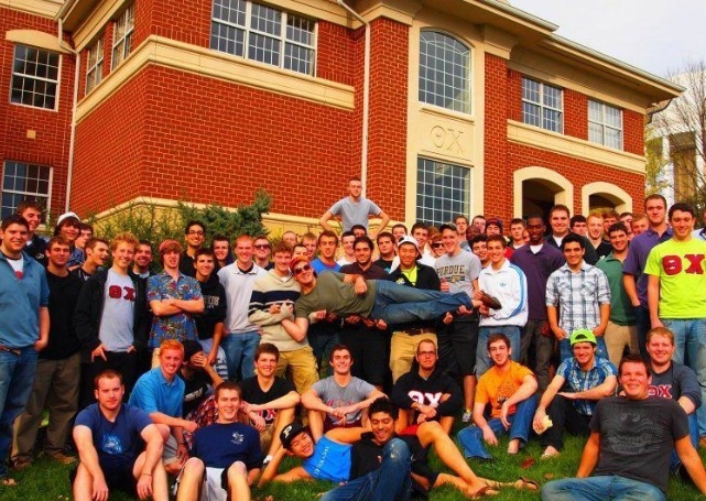 About Us - Purdue Theta Chi